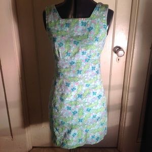 Womans Lilly Pulitzer Dress.
